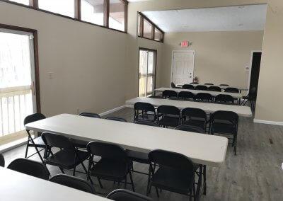 Community Center main room 1