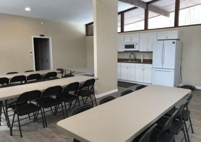 Community Center main room 2