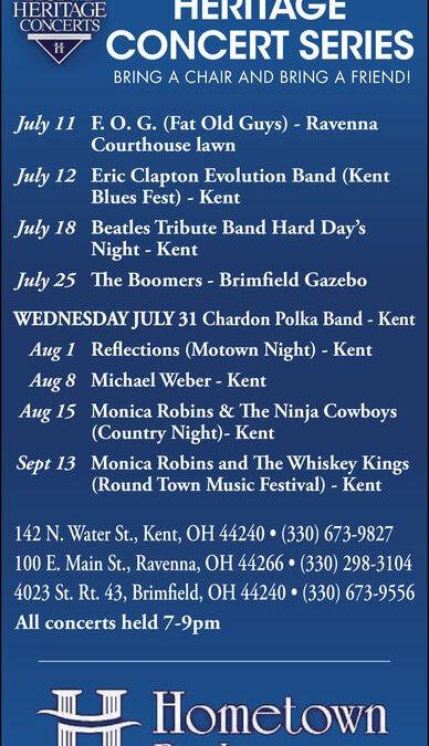Hometown Heritage Concert